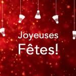 Joyeuses Fêtes & Bonne Année 2018 !